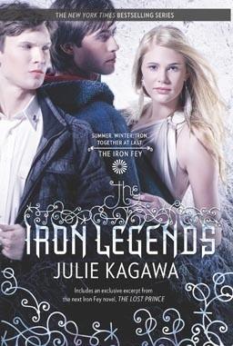 Okładka książki The Iron Legends