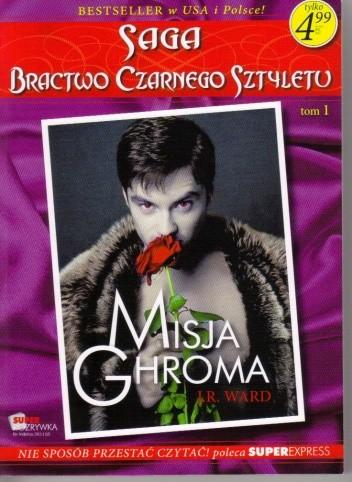 Okładka książki Misja Ghroma