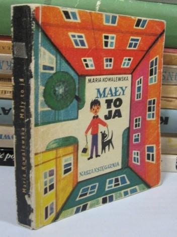 Okładka książki Mały to ja