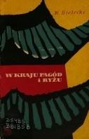 Okładka książki W kraju pagód i ryżu