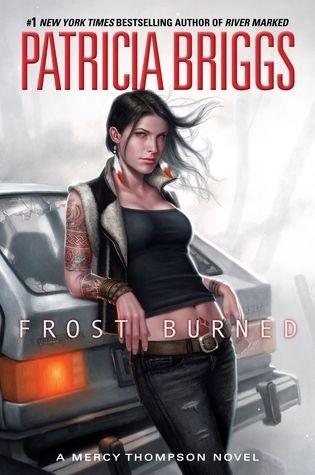 Okładka książki Frost Burned