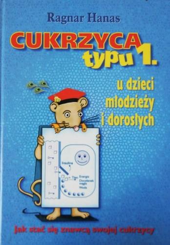 Okładka książki Cukrzyca typu 1. u dzieci, młodzieży i dorosłych
