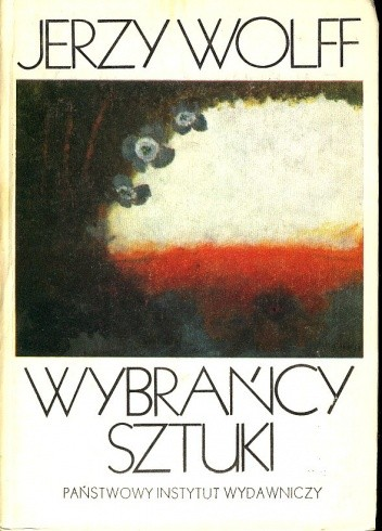 Okładka książki Wybrańcy sztuki: szkice