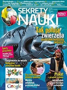 Okładka książki Sekrety Nauki (7/2012)