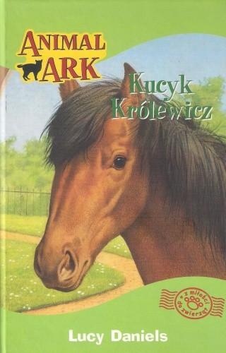 Okładka książki Kucyk Królewicz
