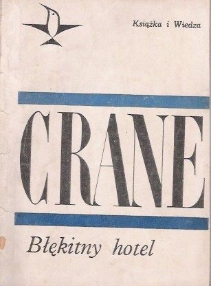 Okładka książki Błękitny hotel