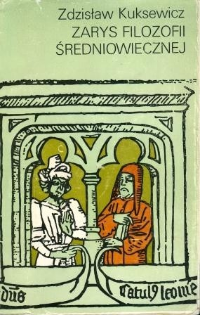 Okładka książki Zarys filozofii średniowiecznej, t. 1, Filozofia bizantyjska, krajów zakaukaskich, słowiańska, arabska i żydowska.