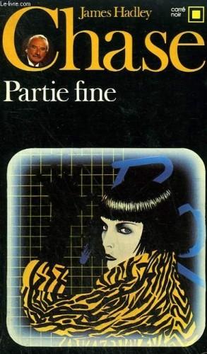 Okładka książki Partie fine