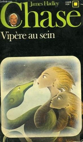 Okładka książki Vipère au sein