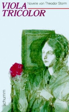 Okładka książki Viola tricolor