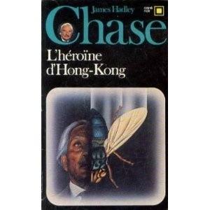 Okładka książki L'héroïne d'Hong-Kong