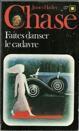 Okładka książki Faites danser le cadavre