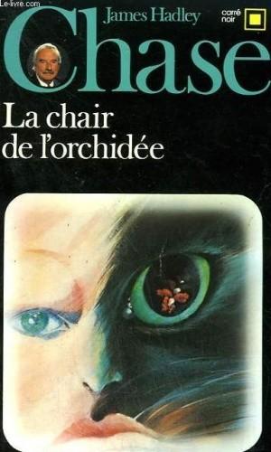 Okładka książki La chair de l'orchidée