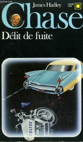 Okładka książki Délit de fuite