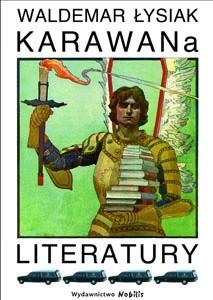 Okładka książki Karawana literatury