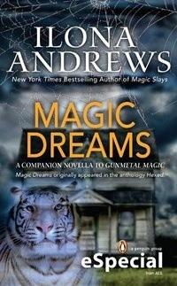 Okładka książki Magic Dreams