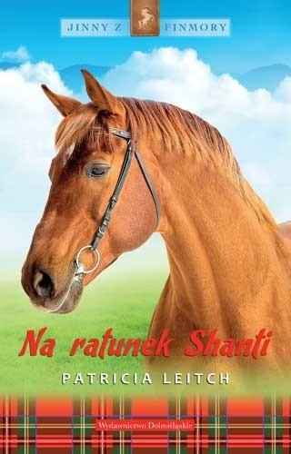 Okładka książki Na ratunek Shanti