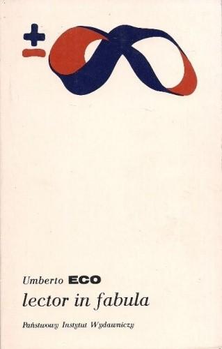 Okładka książki Lector in fabula