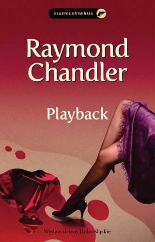 Okładka książki Playback