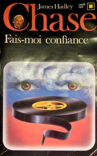Okładka książki Fais-moi confiance