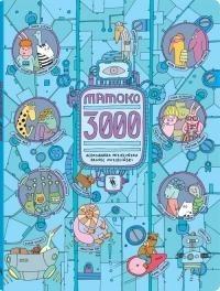 Okładka książki Mamoko 3000