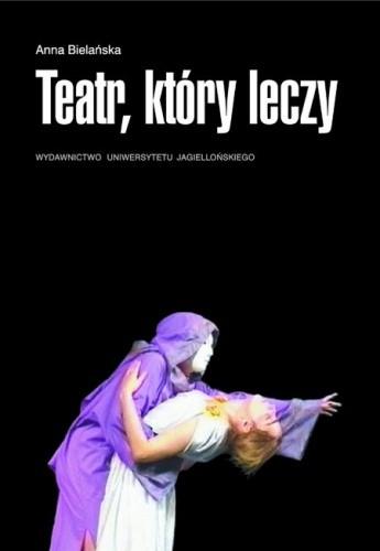 Okładka książki Teatr, który leczy