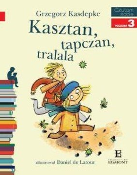 Okładka książki Kasztan, tapczan, tralala