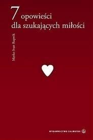 Okładka książki 7 opowieści dla szukających miłości