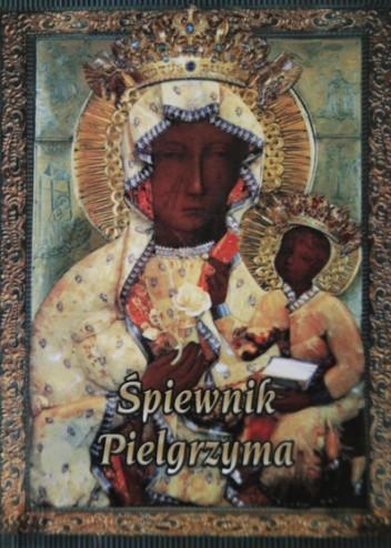 Okładka książki Śpiewnik Pielgrzyma