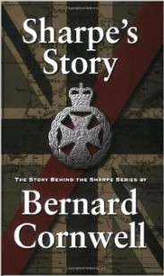 Okładka książki Sharpe's Story : The Story Behind the Sharpe Series