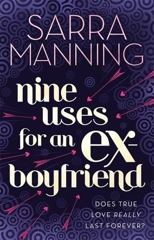 Okładka książki Nine Uses for an Ex-Boyfriend