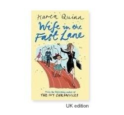 Okładka książki Wife In The Fast Lane