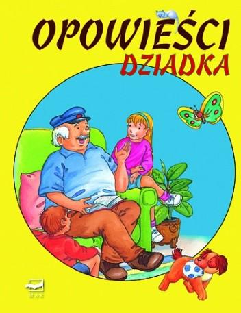 Okładka książki Opowieści dziadka