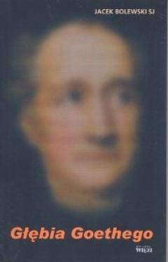 Okładka książki Głębia Goethego