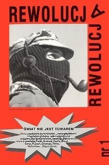 Okładka książki Rewolucja nr 1