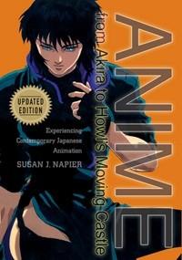 Okładka książki Anime from Akira to Howl's Moving Castle