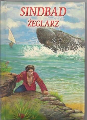 Okładka książki Sindbad żeglarz