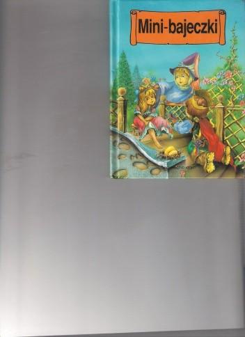 Okładka książki Mini-bajeczki (tom 23)