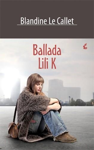Okładka książki Ballada Lili K