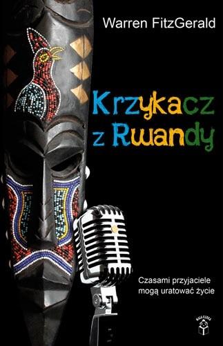 Okładka książki Krzykacz z Rwandy