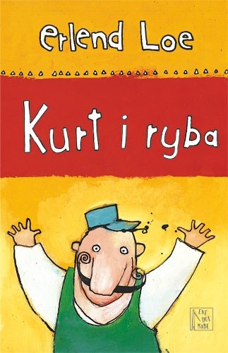 Okładka książki Kurt i ryba
