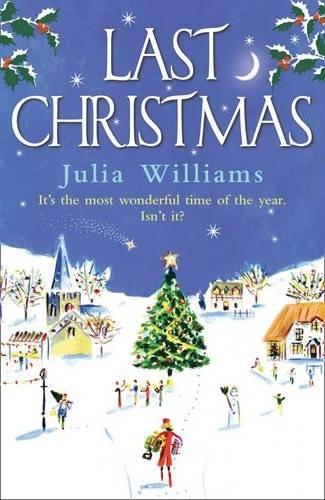 Okładka książki Last Christmas