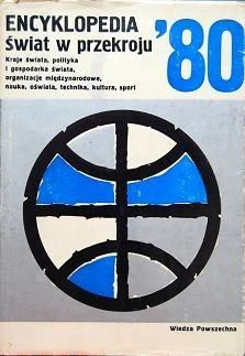 Okładka książki Encyklopedia. Świat w przekroju 1980