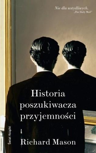 Okładka książki Historia poszukiwacza przyjemności