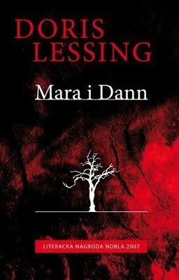 Okładka książki Mara i Dann