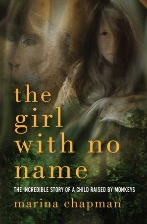 Okładka książki The Girl with No Name
