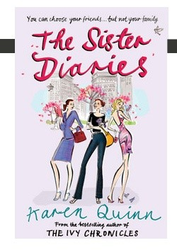 Okładka książki The Sister Diaries