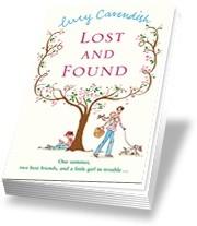 Okładka książki Lost and found