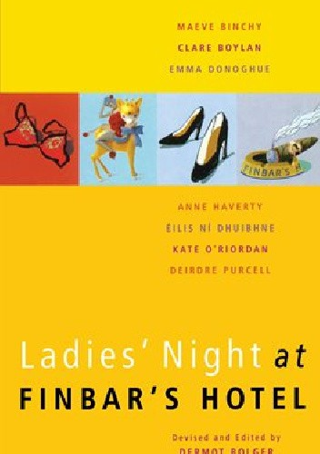 Okładka książki Ladies' Night at Finbar's Hotel