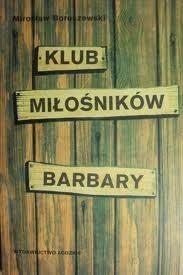 Okładka książki Klub miłośników Barbary